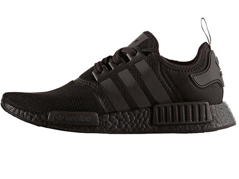 "Мужские кроссовки adidas NMD_R1 ""Triple Black"""