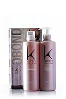 Keratin Structure Recobond  - Препарат для защиты и восстановления волос, 2*500мл