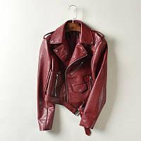 Жіноча шкіряна куртка.Куртка демісезонна.Арт.Г2103, фото 1