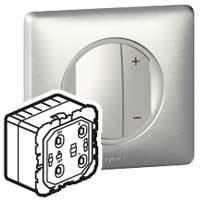 Светорегулятор 600 Вт - 2 проводной - без нейтрали - Программа Celiane - 230 В~