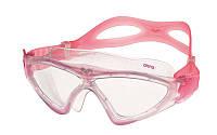 Очки для плавания детские ARENA AR-92292-20 CYCLONE JR (поликарбонат, TPR, силикон,цвета в ассорт)