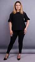 Красивая блуза больших размеров Камелия, фото 1