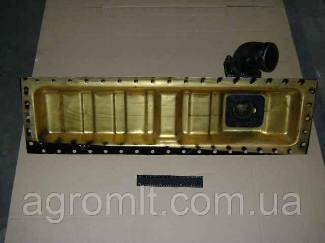 Бачок радиатора нижний Т-150 (пр-во г.Оренбург)