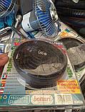 Вентилятор автомобильный 5 дюймов 24 V пластик на присоске, фото 3