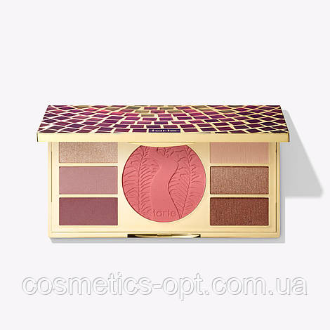 Палетка для макияжа Tarte Limited-edition Miracles From The Amazon Eye & Cheek Palette (реплика)