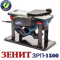 Рубанок электрический «ЗЕНИТ» ЗРП-1500 Профи (с переворотом)