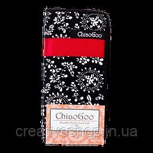 Набір сталевих шкарпеткових спиць ChiaoGoo 15 см
