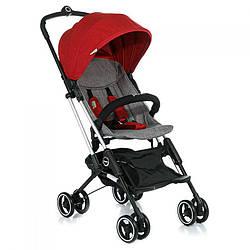 Детская прогулочная коляска BabyHit Picnic Red Grey (Бебихит Пикник)
