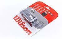 Обмотка на ручку ракетки теннис,сквош,бадминтон Grip WILSON WRZ484200 KONTROL (1шт)