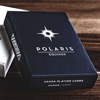 Карты игральные| Polaris Equinox Dark Edition Playing Cards, фото 2