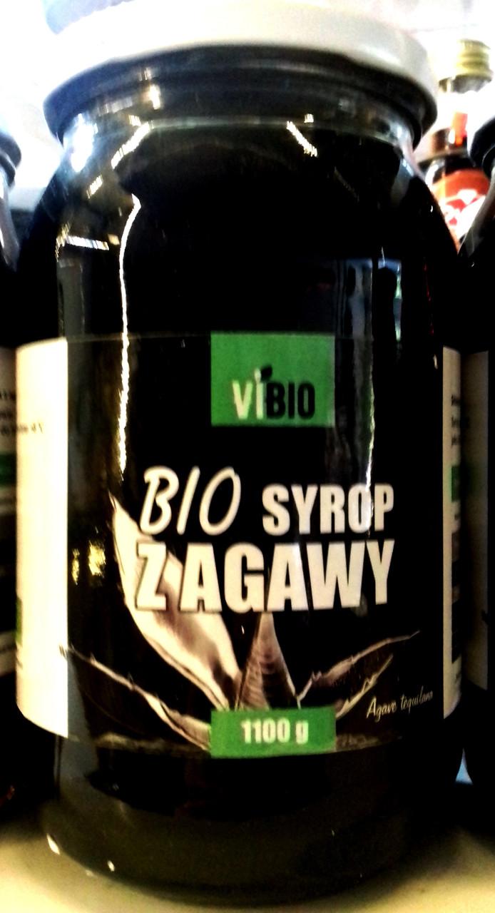 ВЕГА темный сироп агавы без сахара BIO, 1100 г