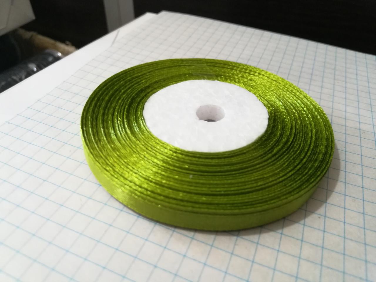 Лента атласная 0.6 см (цвет 184)