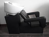 Парикмахерская мойка Cheap с креслом Flamingo, фото 1