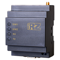 GSM модем iRZ ATM21.A GSM 900/1800, RS485, RS232 GRPS, встроенный контроллер, фото 1