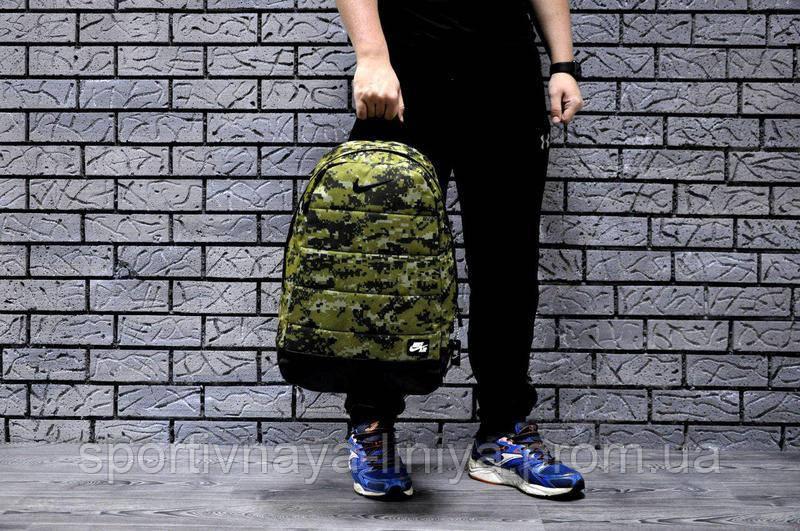 Спортивный рюкзак  Nike реплика камуфляж