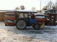 Вывоз снега и льда