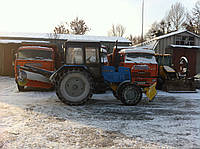Вывоз снега и льда, фото 1