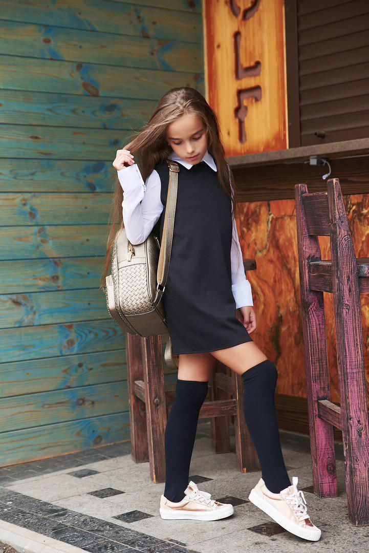 Платье LiLove 243 146 черный