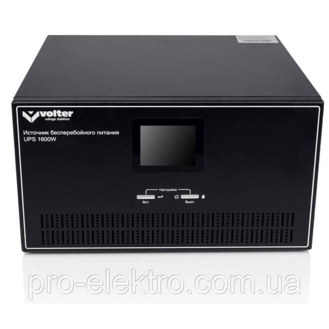 Источник бесперебойного питания Volter UPS-1600 LINE-INTERACTIVE