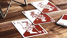 Карты игральные  Polaris Equinox Light Edition Playing Cards, фото 3