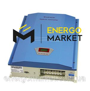Гибридный контроллер заряда WWS50A-220 (ветер/солнце)