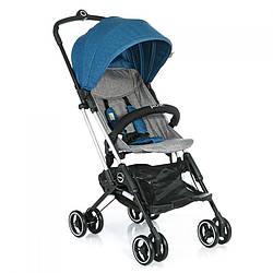 Детская прогулочная коляска BabyHit Picnic Blue Grey (Бебихит Пикник)