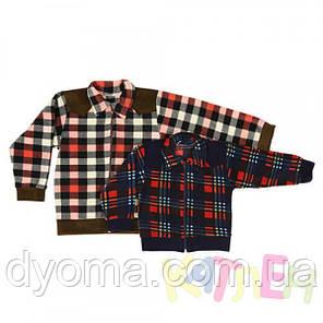 """Детская флисовая рубашка """"Тимон"""" для мальчиков, фото 2"""
