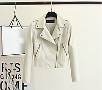 Женская кожаная куртка.Куртка демисезонная.Арт.Р1067, фото 1