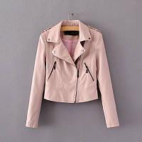 Женская кожаная куртка.Куртка демисезонная.Арт.К1067, фото 1