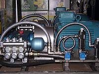 Аппарат высокого давления с подогревом воды Blue Clean AR
