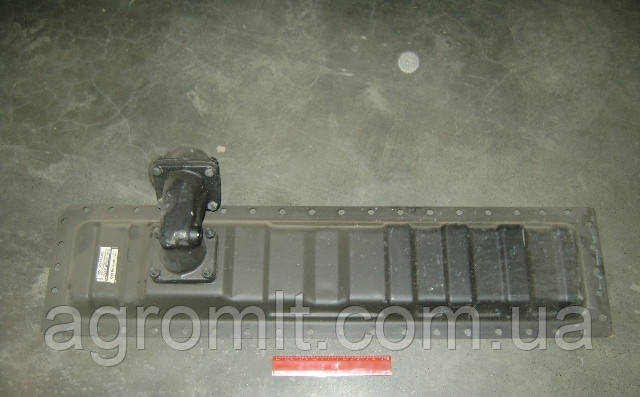 Бачок радиатора ДОН-1500, КСК-100 нижний (пр-во Оренбург) 251У.13.200