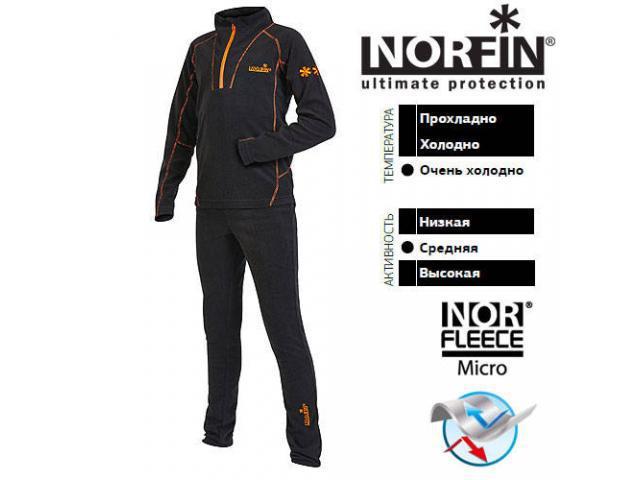 Термобелье подрастковое Norfin Nord Junior