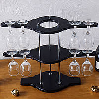 Набір для вина на 8 чарок-Біплан, фото 1