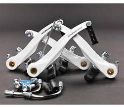 Тормоза V-brake ProMax H-360 White (C-UH-SZ-0010)