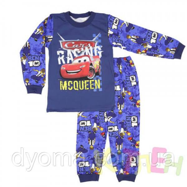 """Детская теплая пижама """"Игрушка"""" для мальчиков"""