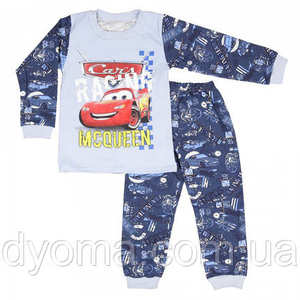 """Детская теплая пижама """"Игрушка"""" для мальчиков, фото 2"""