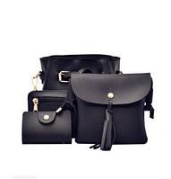 Женская сумка из 4 частей, фото 1