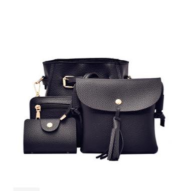 Женская сумка из 4 частей