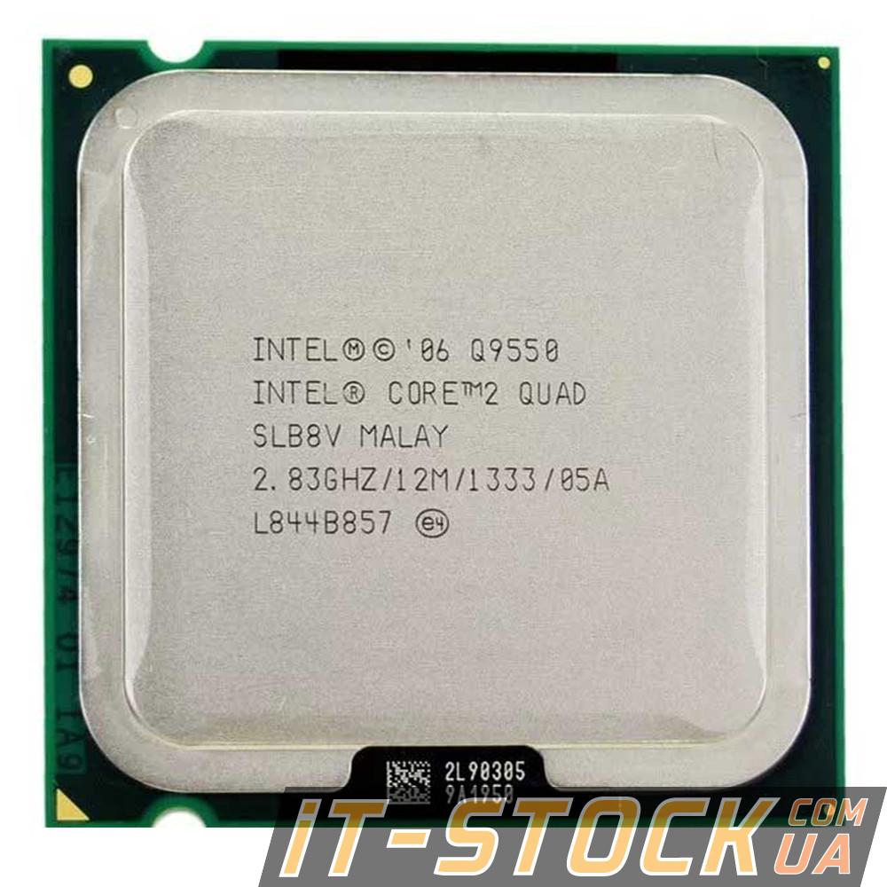 Intel Core2quad Q9550 4283ghz 12mb S775 1 Core 2 Quad Q 9550