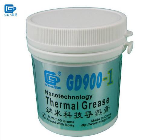 GD900-1 в баночке содержит  серебро, 6 Вт/м*K