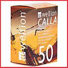 Тест смужки Wellion Calla Light, 50 шт.