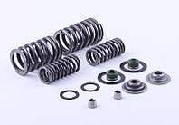 Клапанный механизм (пружины, тарелки, сальники, сухари) - СВ-125