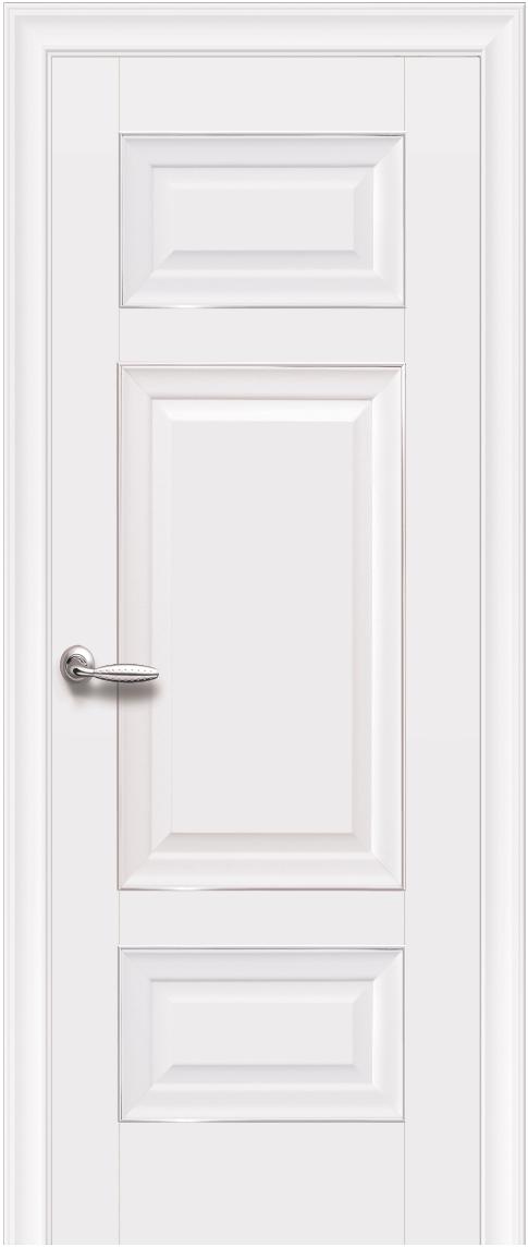 Двери Новый стиль Шарм ПГ Белый матовый