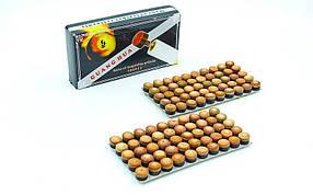 Закрутки для кия KS-2639-13 (d-13мм, в уп. 100шт, цена за 1 шт)