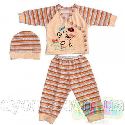 """Детский велюровый костюм """"Винни Пух"""" для девочек и мальчиков, фото 2"""