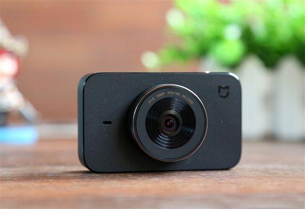Видеорегистратор Xiaomi Mijia Car DVR WiFi 1080P англоязычная версия