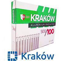Алюминиевый радиатор Krakov 500*100 (Польша)