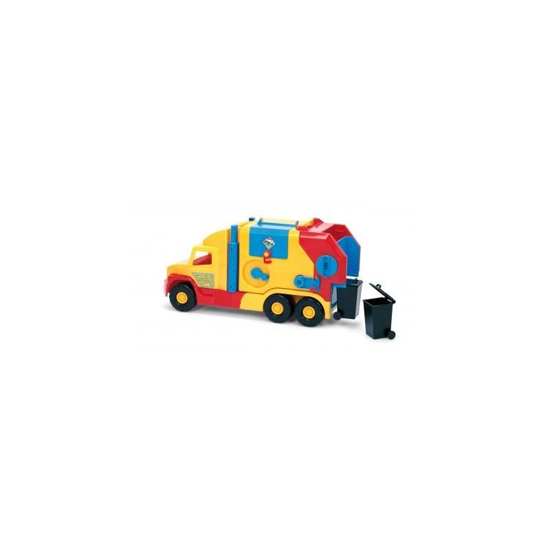 "Мусоровоз 36580 Wader ""Super Truck"""