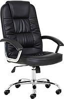 Офисное кресло Бонус Richman черное 106-113х53х50 см