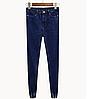 Женски джинсы скинни.Арт.А1401